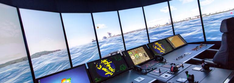European Maritime Simulator Network